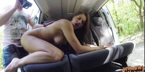 Cute Girl Extreme Fuck