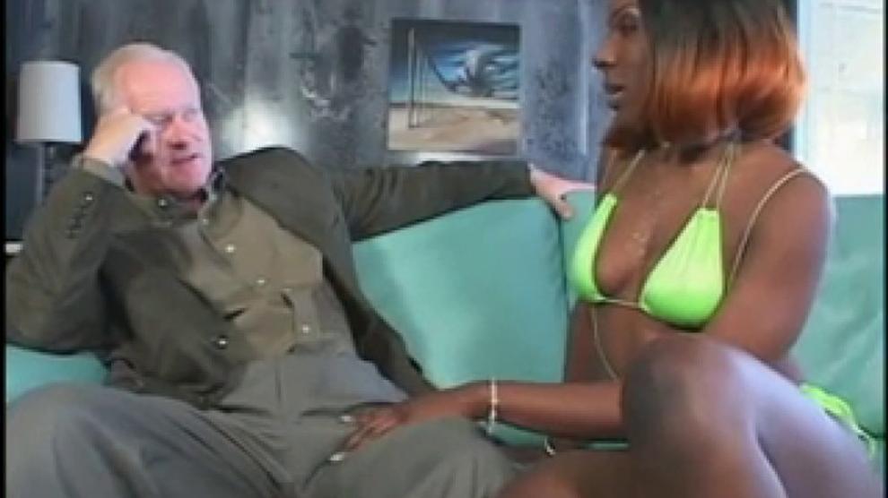 Black Girl Fucks White Man