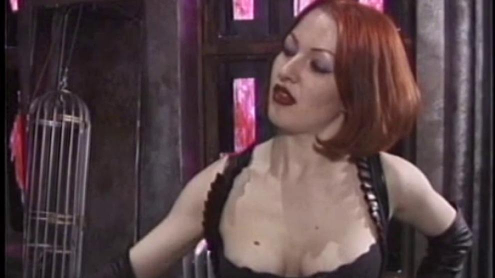 Slave Licks Mistress Shoes