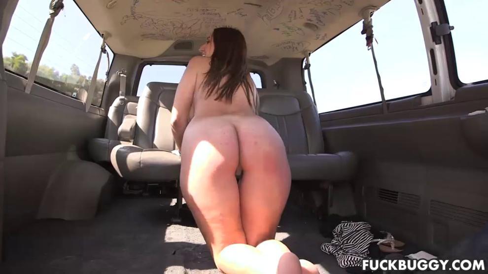 Teen Shows Off Big Tits