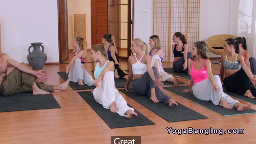 Yoga Studio Sex