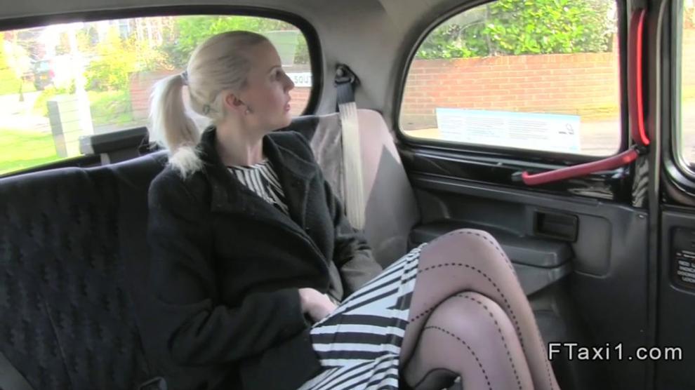 Blonde British Sex Tape