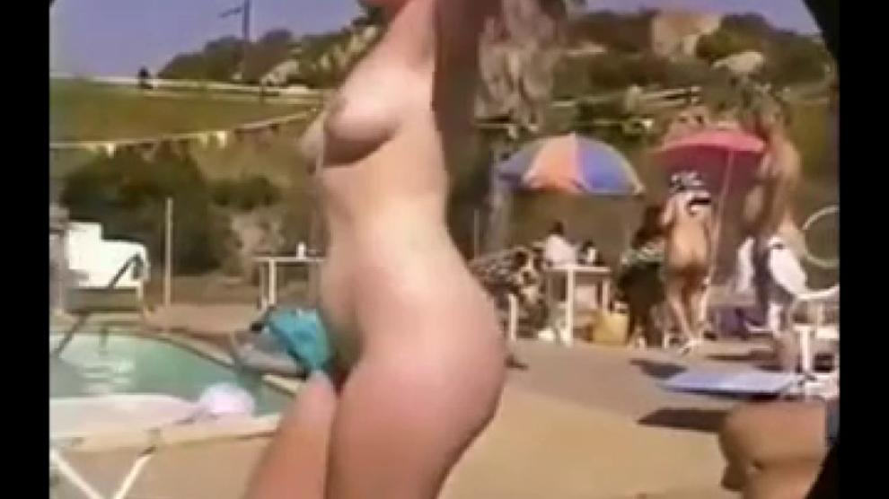 Pool party swinger Hottest Pool